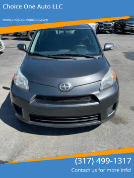 2010 Scion xD for sale at Choice One Auto LLC in Beech Grove IN
