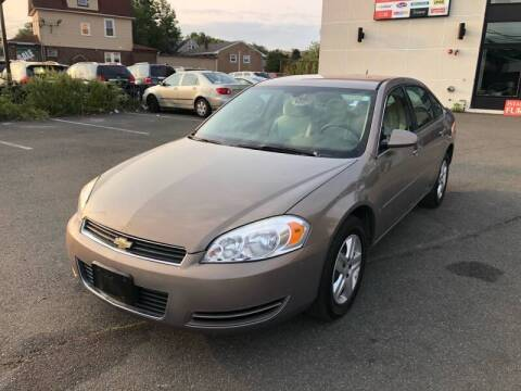 2007 Chevrolet Impala for sale at MAGIC AUTO SALES in Little Ferry NJ