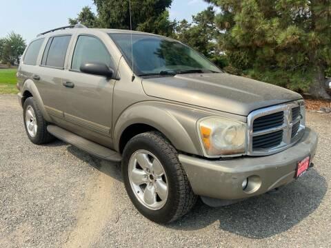 2004 Dodge Durango for sale at Clarkston Auto Sales in Clarkston WA