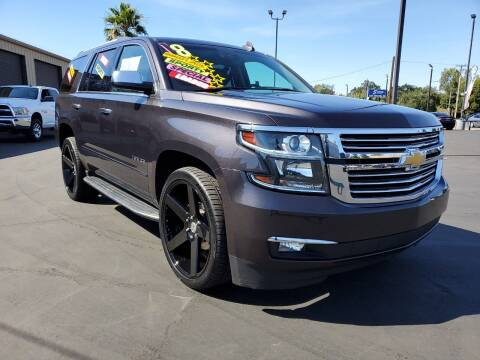 2018 Chevrolet Tahoe for sale at 5 Star Auto Sales in Modesto CA