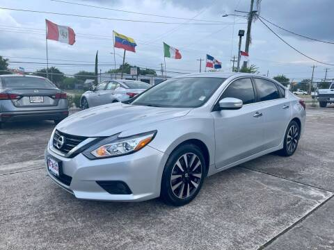 2018 Nissan Altima for sale at USA Car Sales in Houston TX