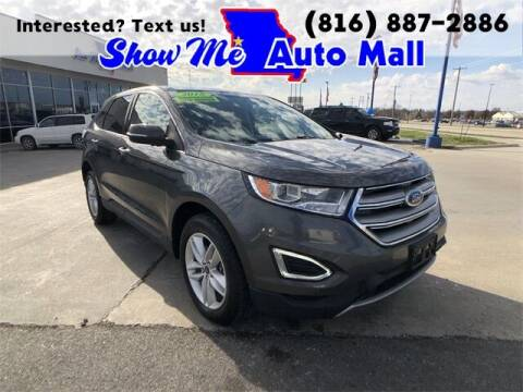 2018 Ford Edge for sale at Show Me Auto Mall in Harrisonville MO