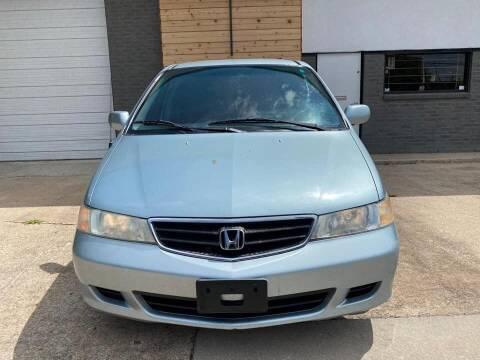 2004 Honda Odyssey for sale at Delta Auto Alliance in Houston TX