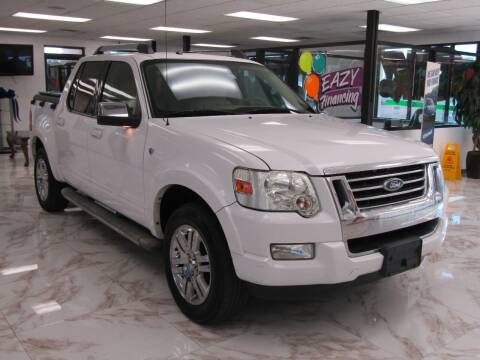 2007 Ford Explorer Sport Trac for sale at Dealer One Auto Credit in Oklahoma City OK