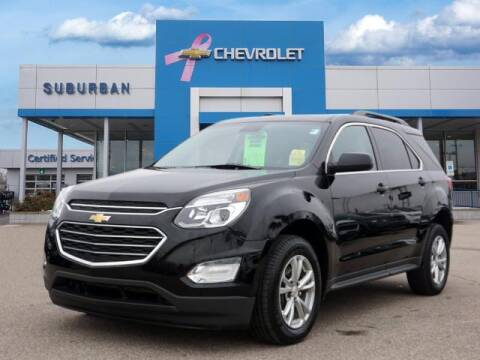 2016 Chevrolet Equinox for sale at Suburban Chevrolet of Ann Arbor in Ann Arbor MI