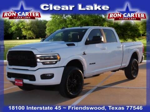 2020 RAM Ram Pickup 2500 for sale at Ron Carter  Clear Lake Used Cars in Houston TX