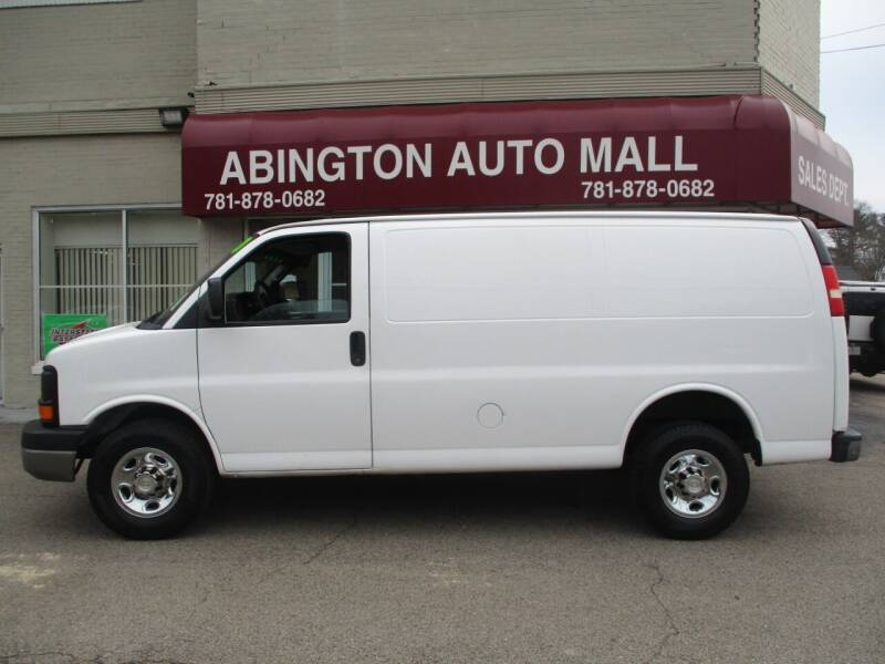 2010 Chevrolet Express Cargo for sale at Abington Auto Mall LLC in Abington MA