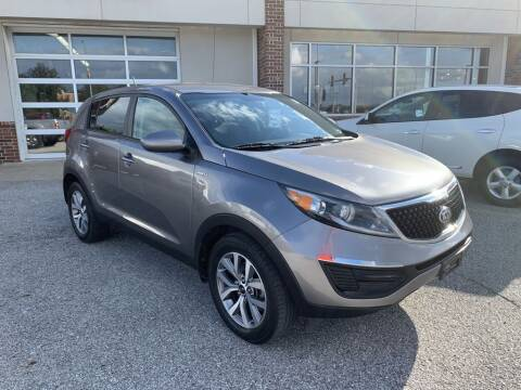 2015 Kia Sportage for sale at Head Motor Company - Head Indian Motorcycle in Columbia MO