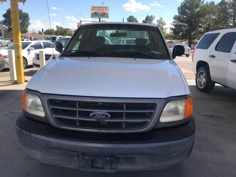 2004 Ford F-150 Heritage for sale at Fiesta Motors Inc in Las Cruces NM
