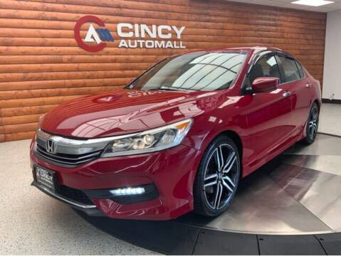 2017 Honda Accord for sale at Dixie Motors in Fairfield OH