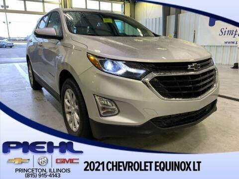 2021 Chevrolet Equinox for sale at Piehl Motors - PIEHL Chevrolet Buick Cadillac in Princeton IL