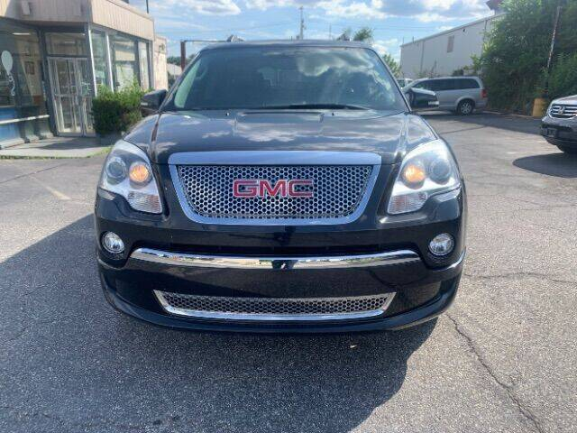 2012 GMC Acadia for sale at A&R Motors in Baltimore MD