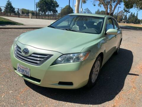 2007 Toyota Camry Hybrid for sale at StarMax Auto in Fremont CA