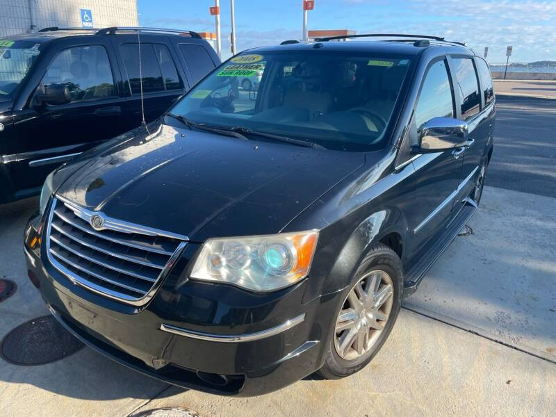 2008 Chrysler Town and Country for sale at Quincy Shore Automotive in Quincy MA