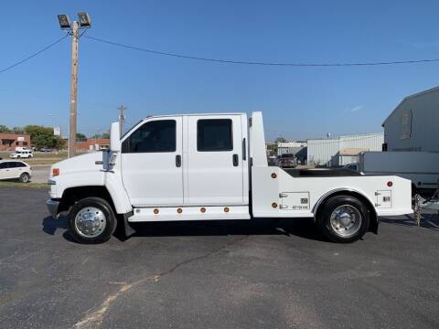2007 Chevrolet C4500 for sale at HATCHER MOBILE SERVICES & SALES in Omaha NE