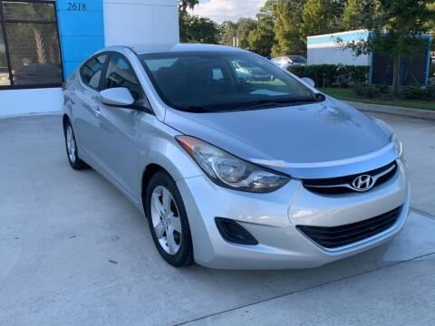 2011 Hyundai Elantra for sale at ETS Autos Inc in Sanford FL