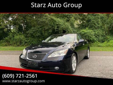 2008 Lexus ES 350 for sale at Starz Auto Group in Delran NJ