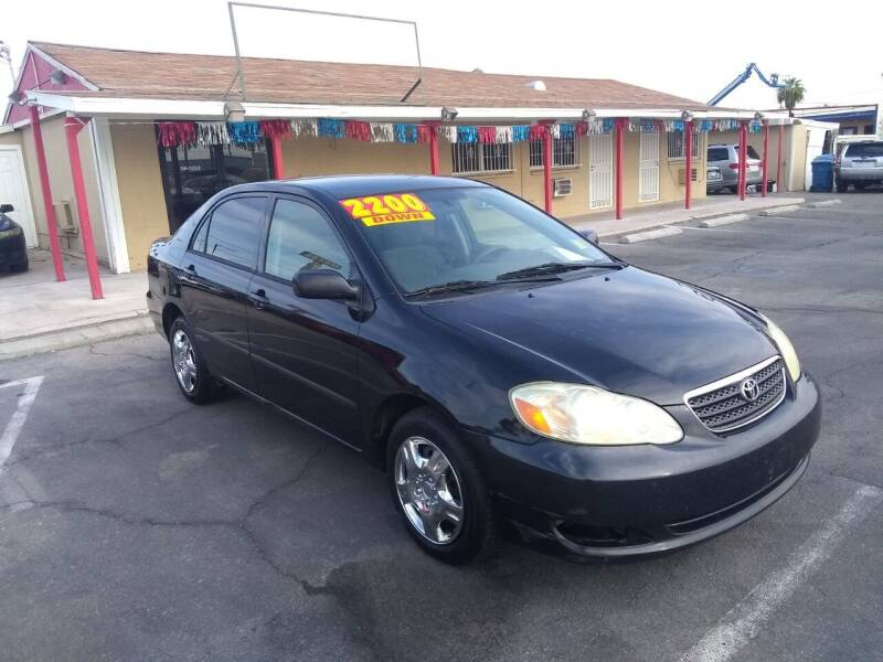 2005 Toyota Corolla for sale at Car Spot in Las Vegas NV