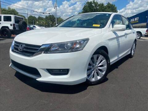 2014 Honda Accord for sale at iDeal Auto in Raleigh NC