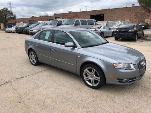 2007 Audi A4 for sale at Cargo Vans of Chicago LLC in Mokena IL