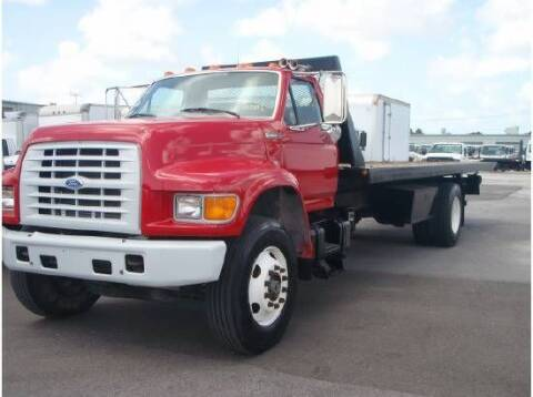 1996 Ford F-800 for sale at Haggle Me Classics in Hobart IN