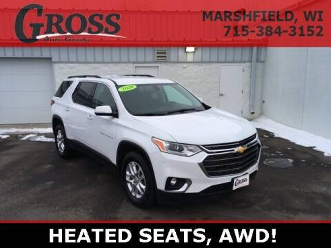 2020 Chevrolet Traverse for sale at Gross Motors of Marshfield in Marshfield WI