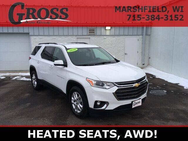 2020 Chevrolet Traverse for sale at Gross Motors of Marshfield in Marshfield WI