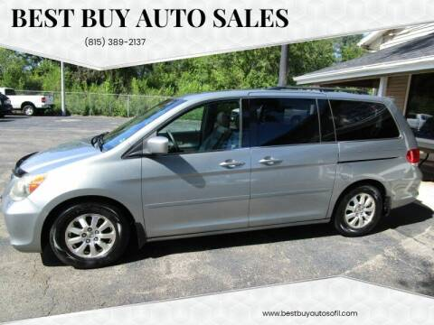 2010 Honda Odyssey for sale at Best Buy Auto Sales in South Beloit IL
