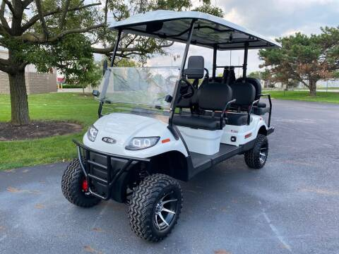 2021 Aetric SDL 6 Seater Lifted  for sale at Columbus Car Warehouse in Columbus OH