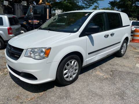 2014 RAM C/V for sale at White River Auto Sales in New Rochelle NY