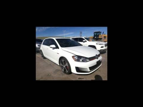 2017 Volkswagen Golf GTI for sale at ELITE MOTOR CARS OF MIAMI in Miami FL