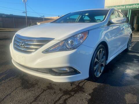 2014 Hyundai Sonata for sale at MFT Auction in Lodi NJ