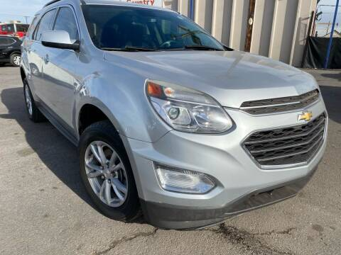 2016 Chevrolet Equinox for sale at New Wave Auto Brokers & Sales in Denver CO