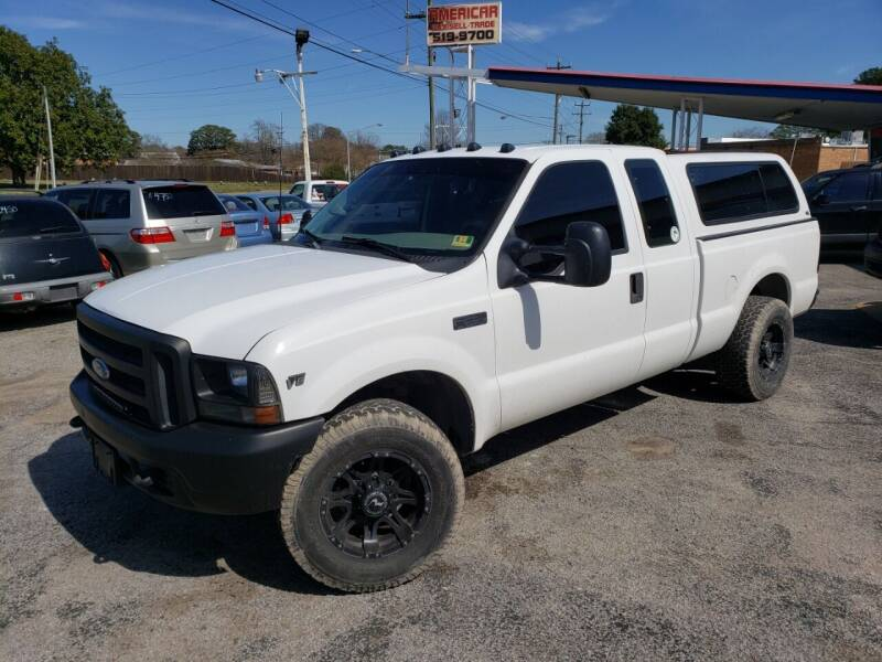 2000 Ford F-250 Super Duty for sale at Americar in Virginia Beach VA