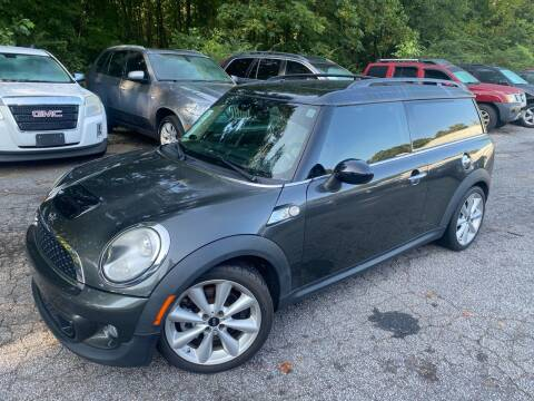 2011 MINI Cooper Clubman for sale at Car Online in Roswell GA