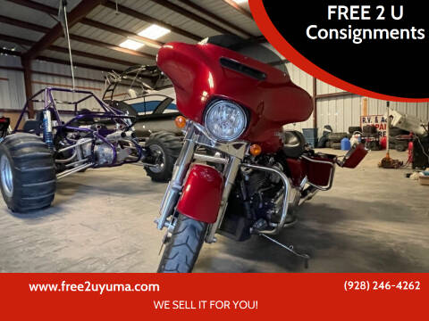 2019 Harley-Davidson Street Glide for sale at FREE 2 U Consignments in Yuma AZ
