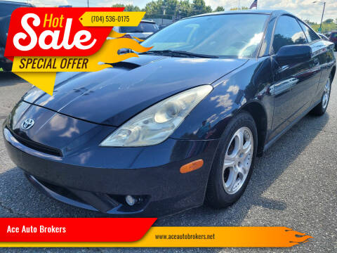 2004 Toyota Celica for sale at Ace Auto Brokers in Charlotte NC