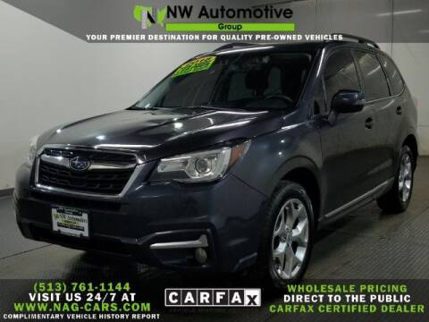 2018 Subaru Forester for sale at NW Automotive Group in Cincinnati OH