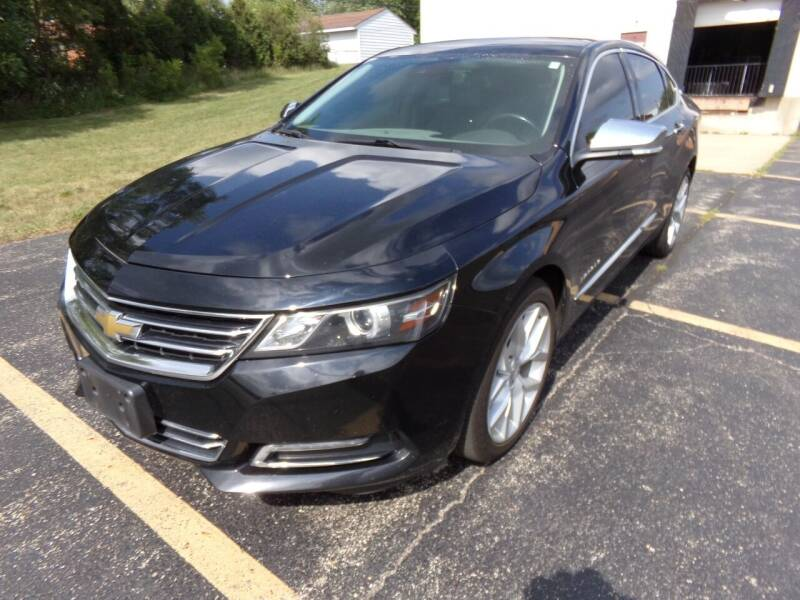 2014 Chevrolet Impala for sale at Rose Auto Sales & Motorsports Inc in McHenry IL
