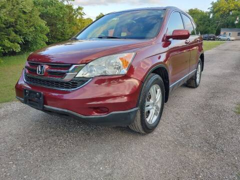 2011 Honda CR-V for sale at The Car Shed in Burleson TX