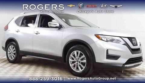 2018 Nissan Rogue for sale at ROGERS  AUTO  GROUP in Chicago IL