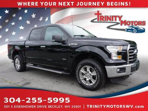 2016 Ford F-150 for sale at Trinity Motors in Beckley WV