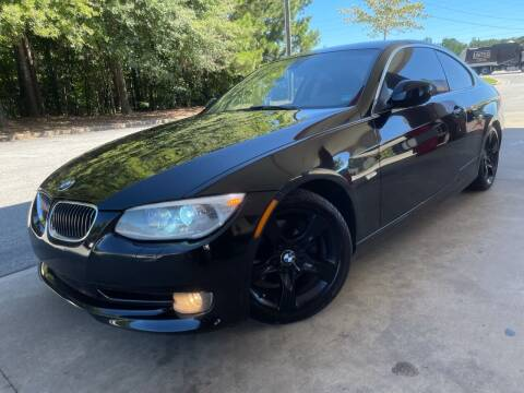 2012 BMW 3 Series for sale at Gwinnett Luxury Motors in Buford GA