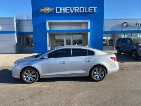 2012 Buick LaCrosse for sale at Finley Motors in Finley ND