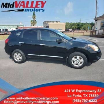 2011 Nissan Rogue for sale at Mid Valley Motors in La Feria TX