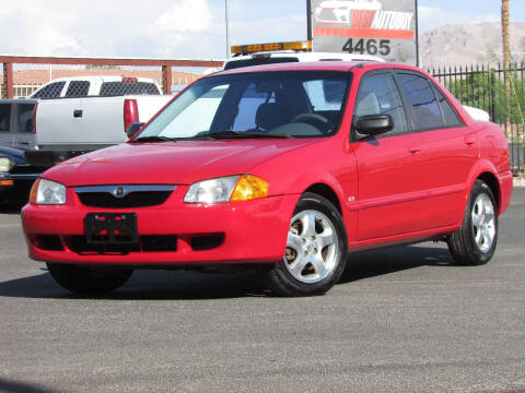 2000 Mazda Protege for sale at Best Auto Buy in Las Vegas NV