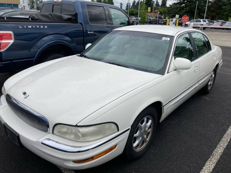 2001 Buick Park Avenue for sale at Blue Line Auto Group in Portland OR