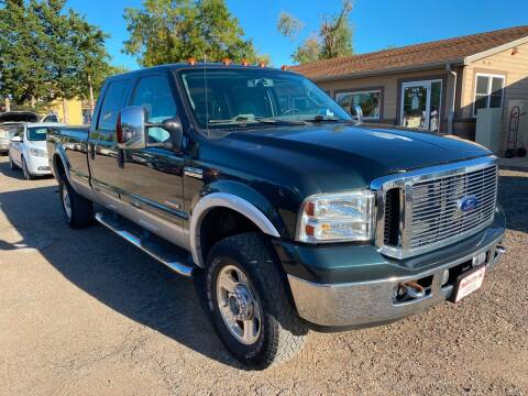 2006 Ford F-350 Super Duty for sale at Truck City Inc in Des Moines IA