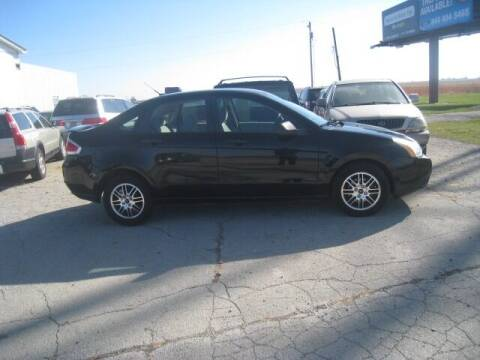 2011 Ford Focus for sale at BEST CAR MARKET INC in Mc Lean IL