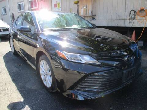 2020 Toyota Camry for sale at MIKE'S AUTO in Orange NJ